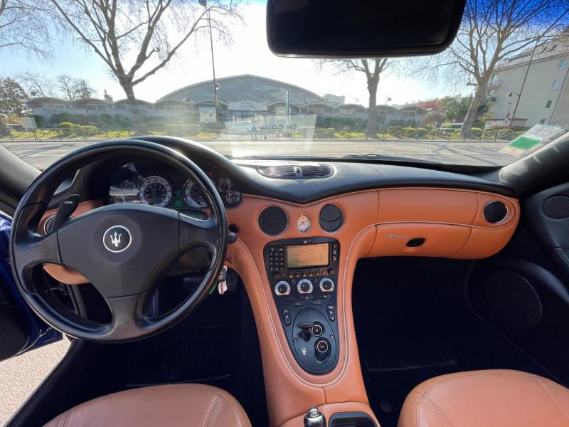 Photo 7 de l'offre de MASERATI SPYDER 4.2 CAMBIOCORSA à 37400€ chez SELF AUTO