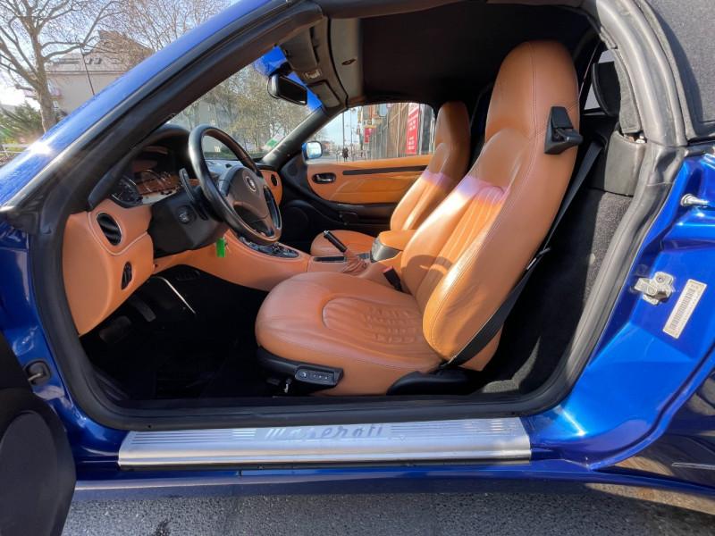 Photo 5 de l'offre de MASERATI SPYDER 4.2 CAMBIOCORSA à 37400€ chez SELF AUTO