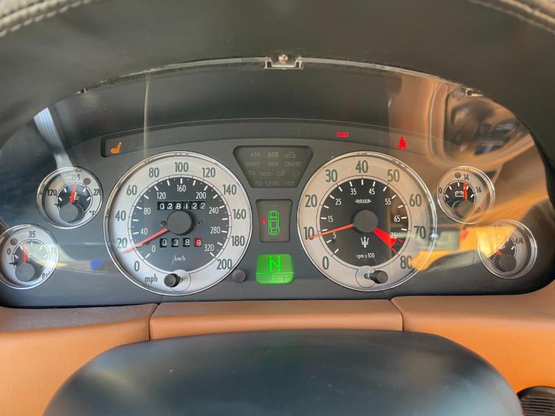 Photo 8 de l'offre de MASERATI SPYDER 4.2 CAMBIOCORSA à 37400€ chez SELF AUTO