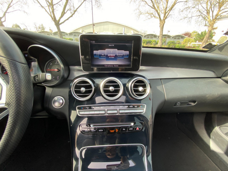 Photo 9 de l'offre de MERCEDES-BENZ CLASSE C BREAK (S205) 200 D 2.2 SPORTLINE 9G-TRONIC à 17390€ chez SELF AUTO