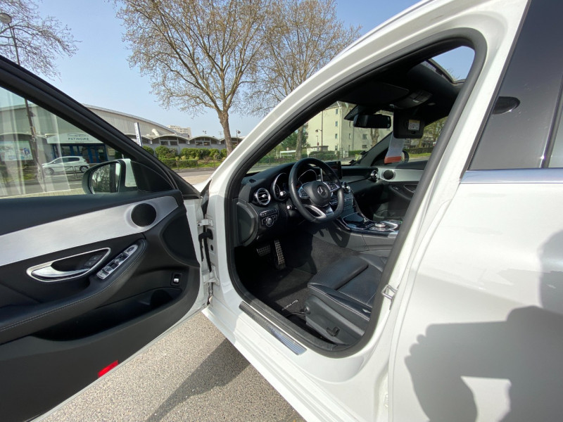 Photo 4 de l'offre de MERCEDES-BENZ CLASSE C BREAK (S205) 200 D 2.2 SPORTLINE 9G-TRONIC à 17390€ chez SELF AUTO