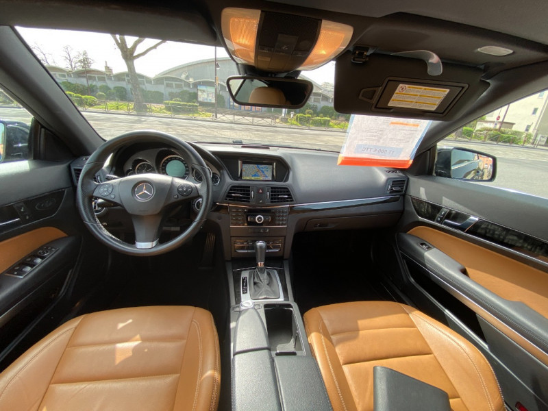 Photo 7 de l'offre de MERCEDES-BENZ CLASSE E CABRIOLET (A207) 200 CGI EXECUTIVE BE BA à 17500€ chez SELF AUTO