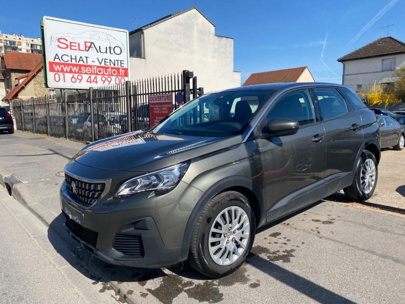 Peugeot 3008 1.6 BLUEHDI 100CH ACCESS S&S Diesel GRIS F Occasion à vendre