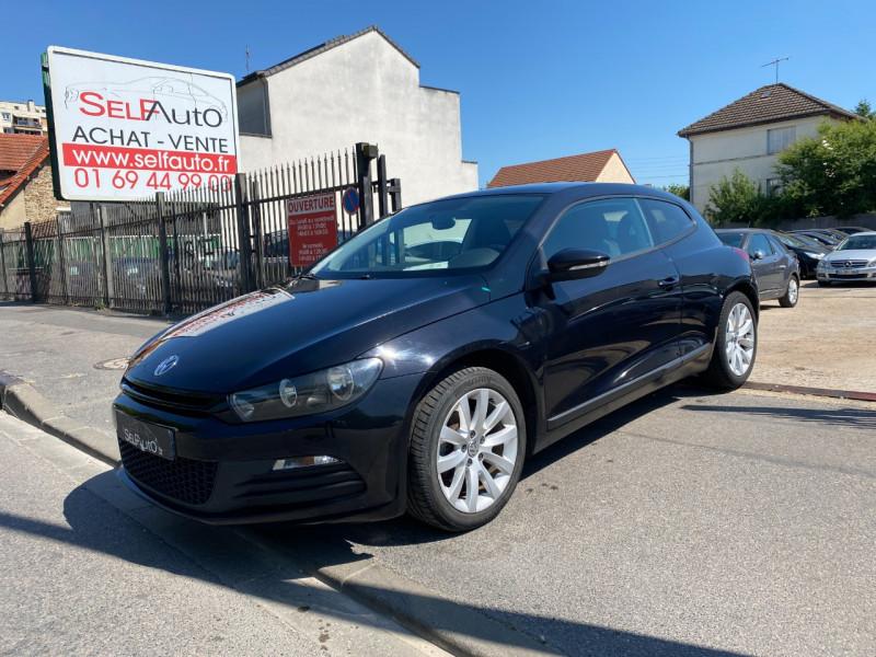 Volkswagen SCIROCCO 1.4 TSI 122CH Essence NOIR Occasion à vendre