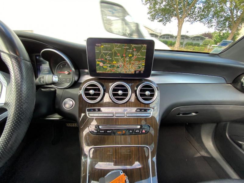 Photo 9 de l'offre de MERCEDES-BENZ GLC 250 D 204CH FASCINATION 4MATIC 9G-TRONIC à 29990€ chez SELF AUTO