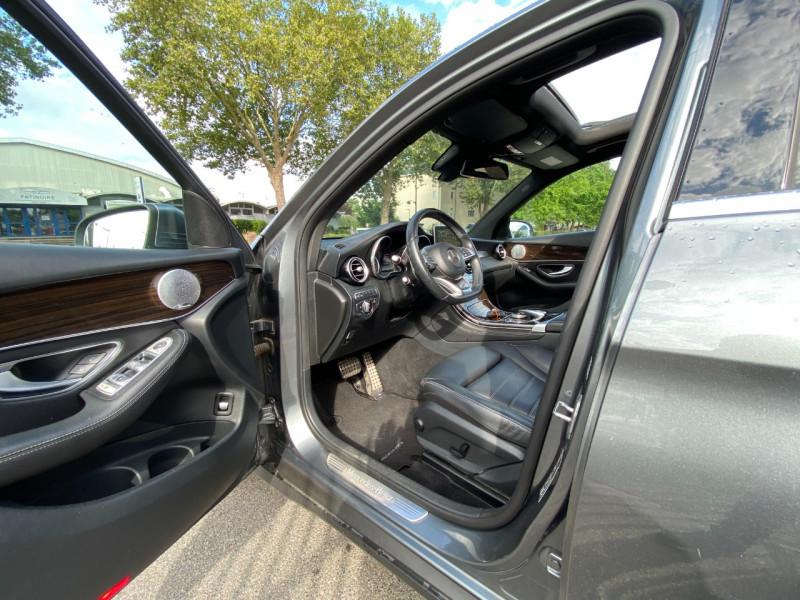 Photo 4 de l'offre de MERCEDES-BENZ GLC 250 D 204CH FASCINATION 4MATIC 9G-TRONIC à 29990€ chez SELF AUTO