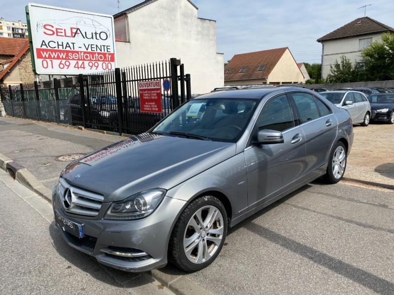 Mercedes-Benz CLASSE C (W204) 220 CDI AVANTGARDE EXECUTIVE Diesel GRIS C Occasion à vendre
