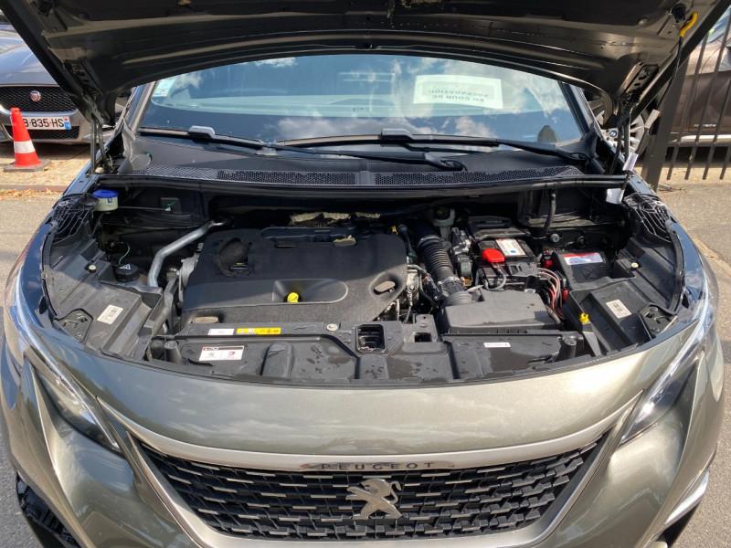 Photo 15 de l'offre de PEUGEOT 3008 2.0 BLUEHDI 150CH GT LINE S&S à 18490€ chez SELF AUTO