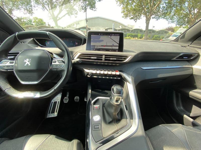 Photo 10 de l'offre de PEUGEOT 3008 2.0 BLUEHDI 150CH GT LINE S&S à 18490€ chez SELF AUTO