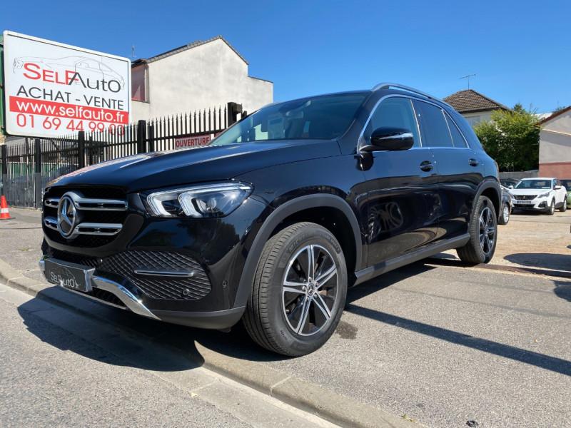 Mercedes-Benz GLE 300 D 245CH AVANTGARDE LINE 4MATIC 9G-TRONIC Diesel NOIR Occasion à vendre