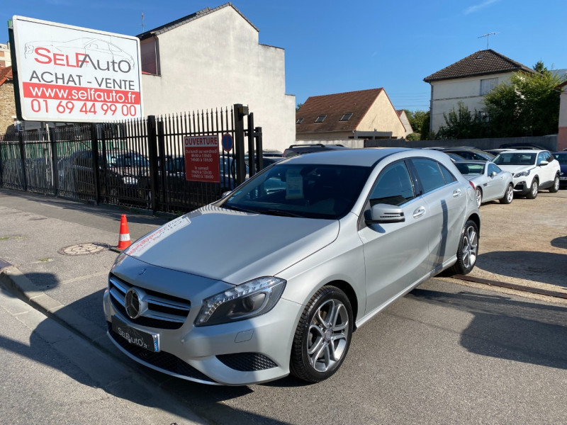 Mercedes-Benz CLASSE A (W176) 180 CDI SENSATION Diesel GRIS C Occasion à vendre