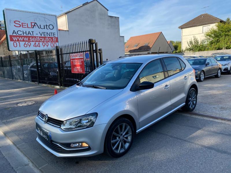 Volkswagen POLO 1.4 TDI 90CH CUP 5P Diesel GRIS C Occasion à vendre