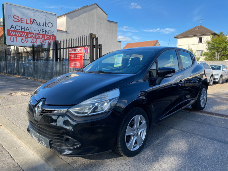 Renault CLIO IV 0.9 TCE 90CH ENERGY EXPRESSION ECO² Essence NOIR Occasion à vendre