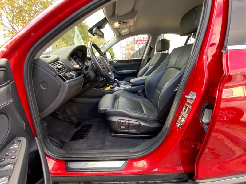 Photo 5 de l'offre de BMW X4 (F26) XDRIVE30DA 258CH XLINE à 23900€ chez SELF AUTO