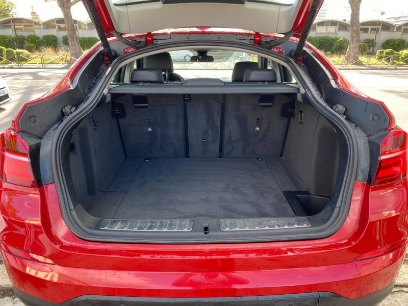 Photo 16 de l'offre de BMW X4 (F26) XDRIVE30DA 258CH XLINE à 23900€ chez SELF AUTO