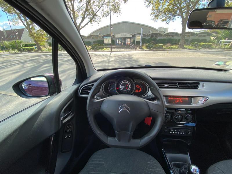 Photo 9 de l'offre de CITROEN C3 BLUEHDI 75 CONFORT à 5990€ chez SELF AUTO
