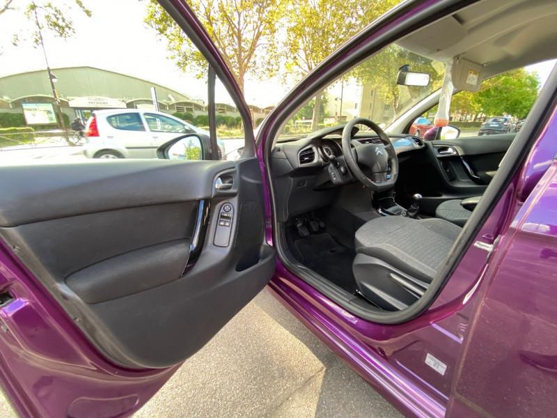 Photo 4 de l'offre de CITROEN C3 BLUEHDI 75 CONFORT à 5990€ chez SELF AUTO