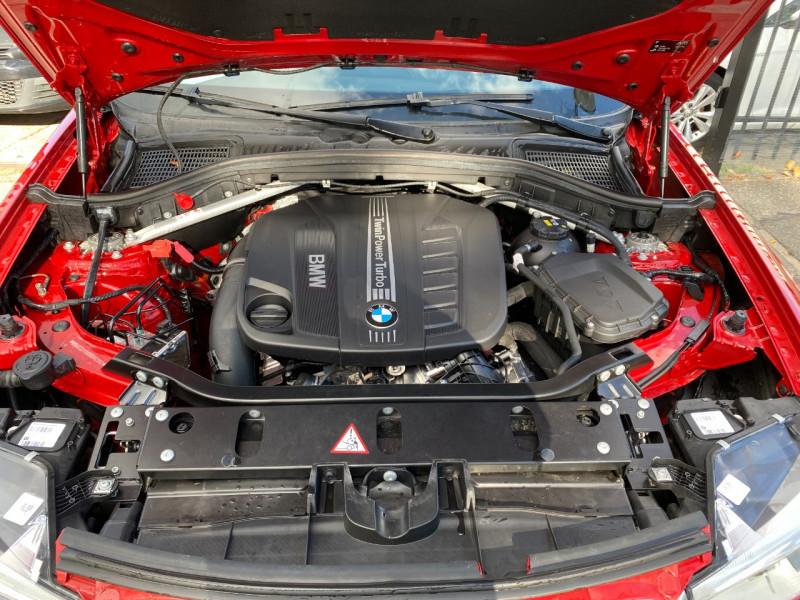Photo 18 de l'offre de BMW X4 (F26) XDRIVE30DA 258CH XLINE à 23900€ chez SELF AUTO