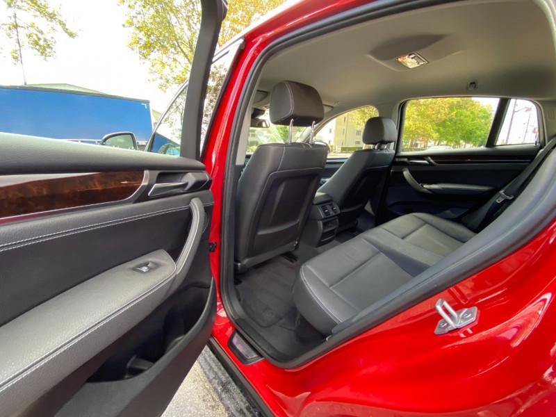Photo 7 de l'offre de BMW X4 (F26) XDRIVE30DA 258CH XLINE à 23900€ chez SELF AUTO