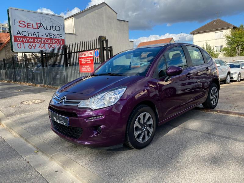 Photo 1 de l'offre de CITROEN C3 BLUEHDI 75 CONFORT à 5990€ chez SELF AUTO