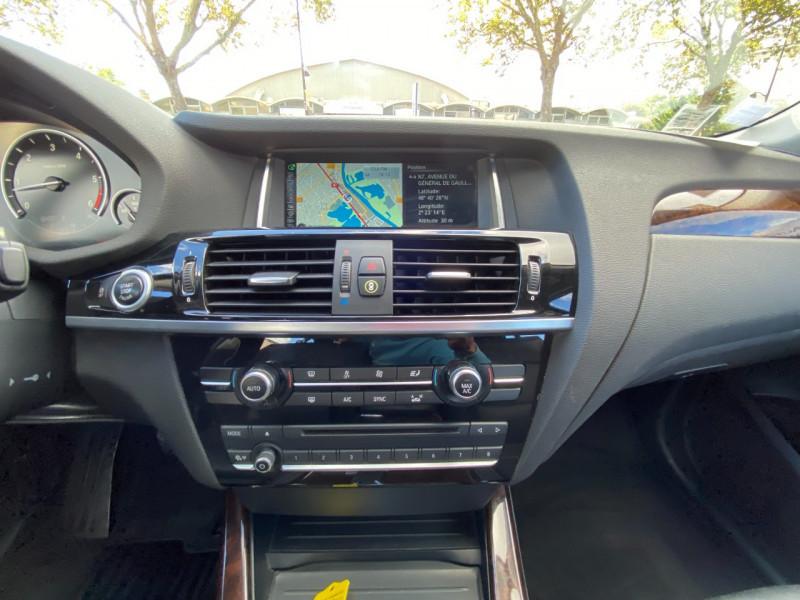 Photo 10 de l'offre de BMW X4 (F26) XDRIVE30DA 258CH XLINE à 23900€ chez SELF AUTO
