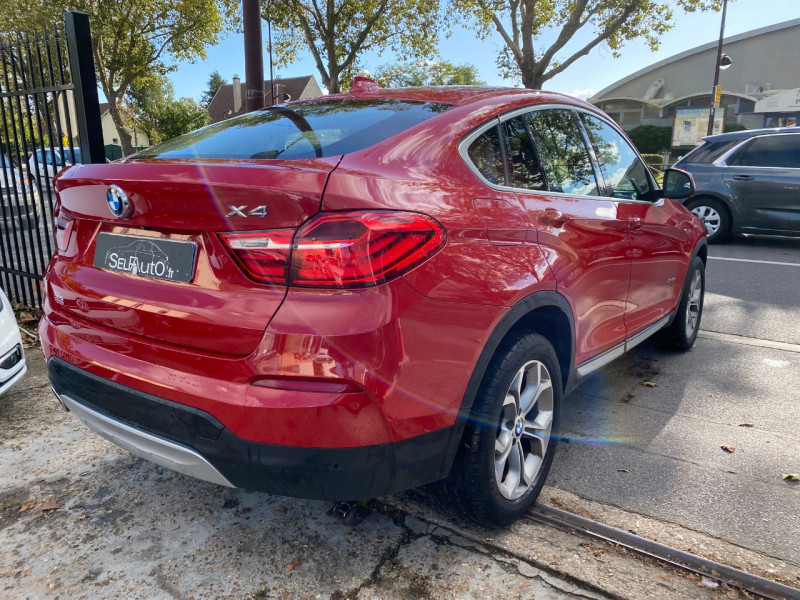 Photo 15 de l'offre de BMW X4 (F26) XDRIVE30DA 258CH XLINE à 23900€ chez SELF AUTO