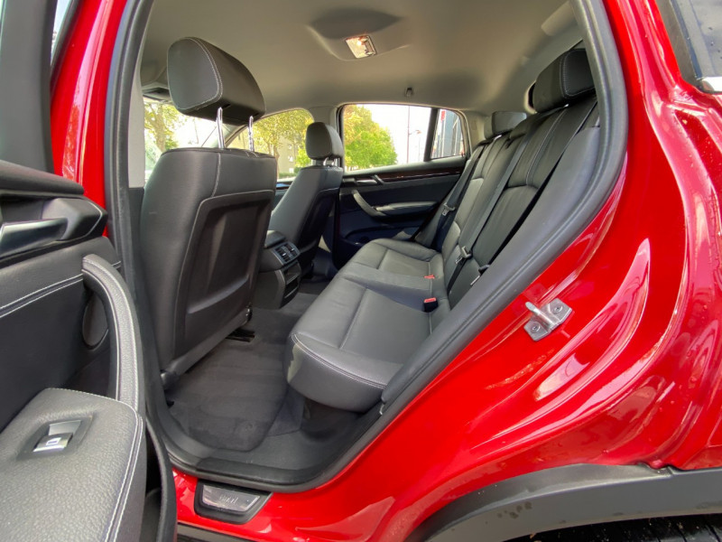 Photo 8 de l'offre de BMW X4 (F26) XDRIVE30DA 258CH XLINE à 23900€ chez SELF AUTO