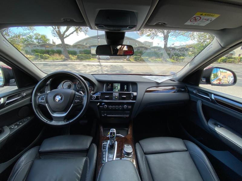 Photo 9 de l'offre de BMW X4 (F26) XDRIVE30DA 258CH XLINE à 23900€ chez SELF AUTO