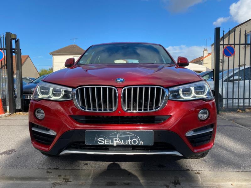 Photo 2 de l'offre de BMW X4 (F26) XDRIVE30DA 258CH XLINE à 23900€ chez SELF AUTO