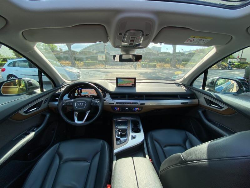 Photo 11 de l'offre de AUDI Q7 3.0 V6 TDI 272CH CLEAN DIESEL AVUS QUATTRO TIPTRONIC 7 PLACES à 29900€ chez SELF AUTO