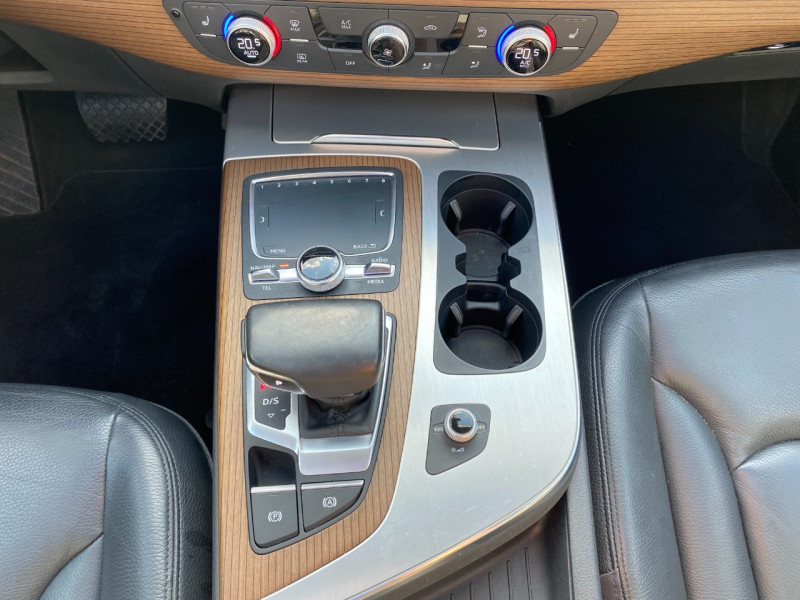Photo 13 de l'offre de AUDI Q7 3.0 V6 TDI 272CH CLEAN DIESEL AVUS QUATTRO TIPTRONIC 7 PLACES à 29900€ chez SELF AUTO