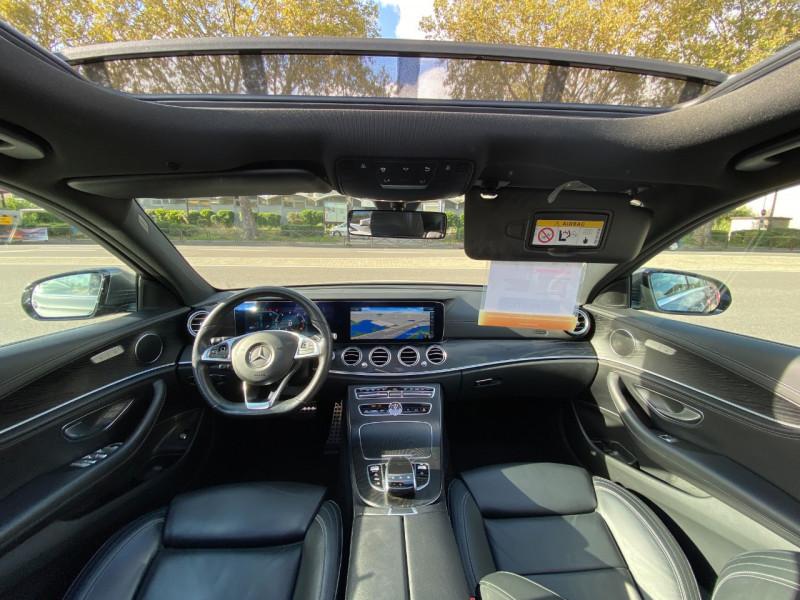Photo 9 de l'offre de MERCEDES-BENZ CLASSE E (W213) 200 D 150CH SPORTLINE 9G-TRONIC à 29900€ chez SELF AUTO