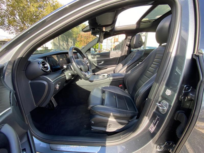Photo 5 de l'offre de MERCEDES-BENZ CLASSE E (W213) 200 D 150CH SPORTLINE 9G-TRONIC à 29900€ chez SELF AUTO