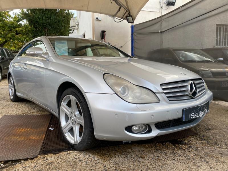 Mercedes-Benz CLASSE CLS (W219) 350 Essence GRIS C Occasion à vendre