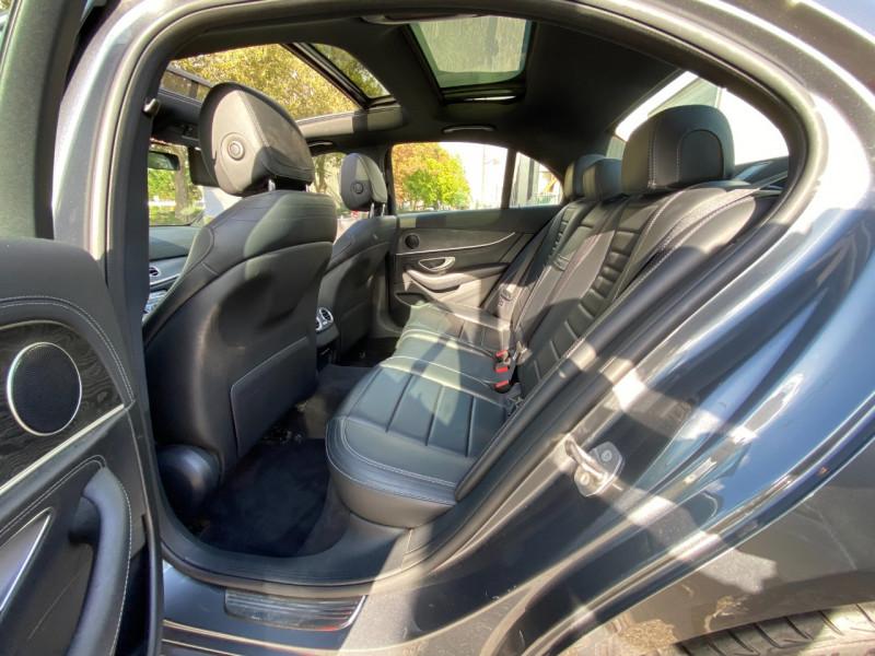 Photo 8 de l'offre de MERCEDES-BENZ CLASSE E (W213) 200 D 150CH SPORTLINE 9G-TRONIC à 29900€ chez SELF AUTO
