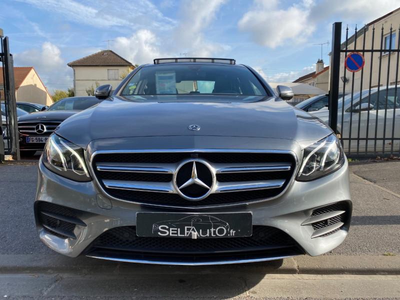 Photo 2 de l'offre de MERCEDES-BENZ CLASSE E (W213) 200 D 150CH SPORTLINE 9G-TRONIC à 29900€ chez SELF AUTO