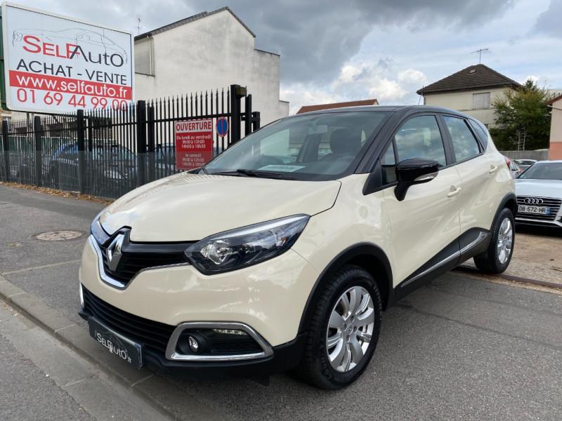 Renault CAPTUR 0.9 TCE 90CH STOP&START ENERGY ZEN ECO² Essence BLANC Occasion à vendre