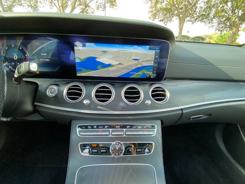 Photo 10 de l'offre de MERCEDES-BENZ CLASSE E (W213) 200 D 150CH SPORTLINE 9G-TRONIC à 29900€ chez SELF AUTO