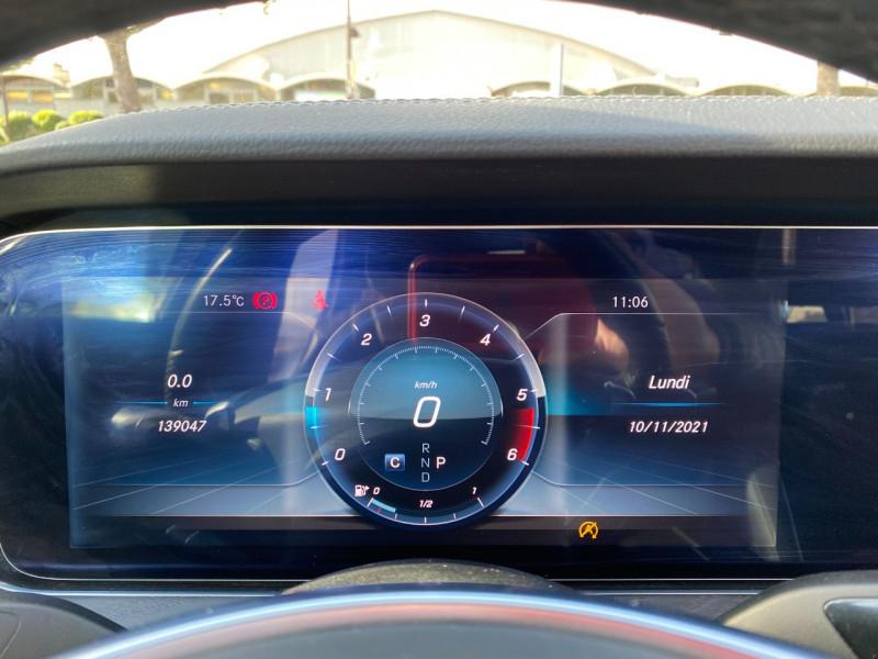 Photo 12 de l'offre de MERCEDES-BENZ CLASSE E (W213) 200 D 150CH SPORTLINE 9G-TRONIC à 29900€ chez SELF AUTO