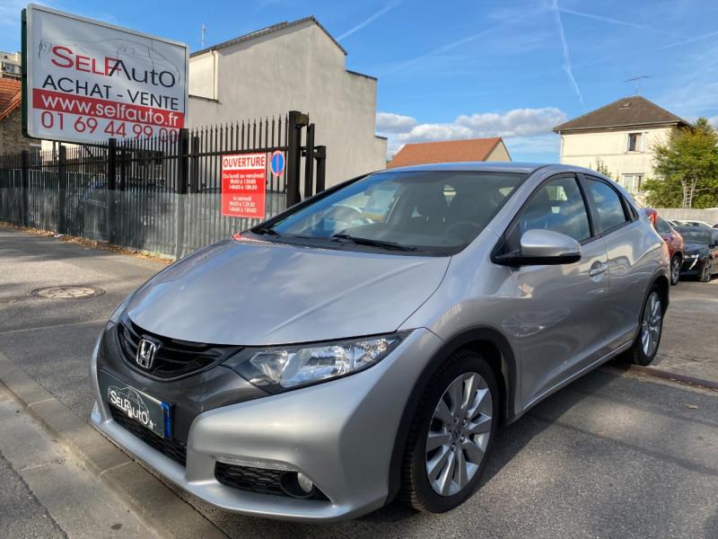 Honda CIVIC 2.2 150CH I-DTEC EXECUTIVE Diesel GRIS C Occasion à vendre