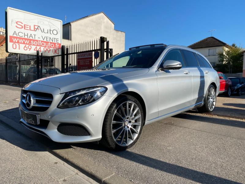 Mercedes-Benz CLASSE C BREAK (S205) 350 E FASCINATION 7G-TRONIC PLUS Hybride GRIS Occasion à vendre