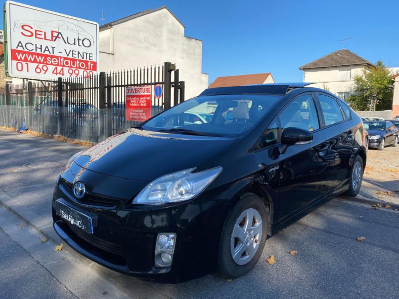 Toyota PRIUS 136H DYNAMIC 17 Hybride NOIR Occasion à vendre