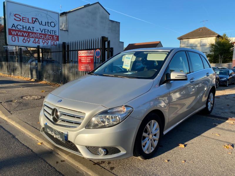 Mercedes-Benz CLASSE B (W246) 180 CDI DESIGN Diesel GRIS C Occasion à vendre