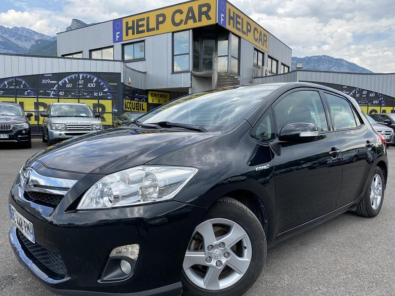 Toyota AURIS HSD 136H EXECUTIVE CONNECT 5P Hybride NOIR Occasion à vendre