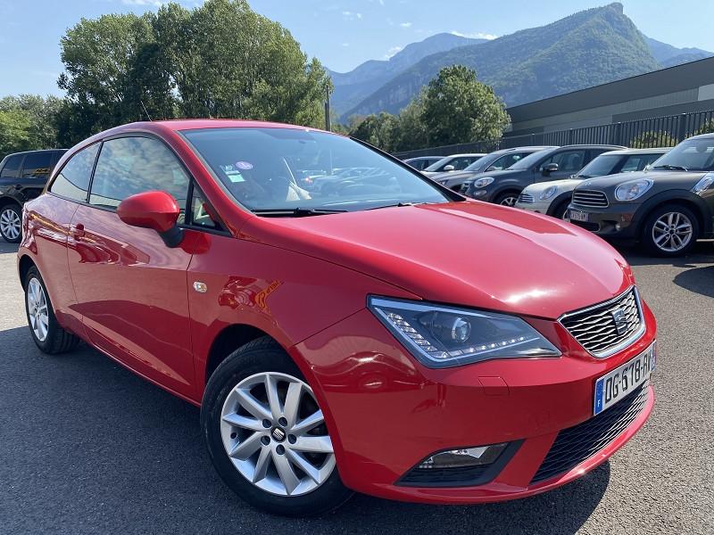 Photo 2 de l'offre de SEAT IBIZA 1.2 60CH I TECH 3P à 9490€ chez Help car