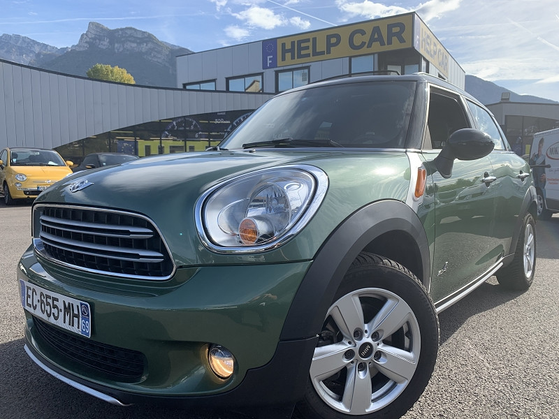 Photo 1 de l'offre de MINI COUNTRYMAN COOPER D 112CH ALL4 à 10990€ chez Help car