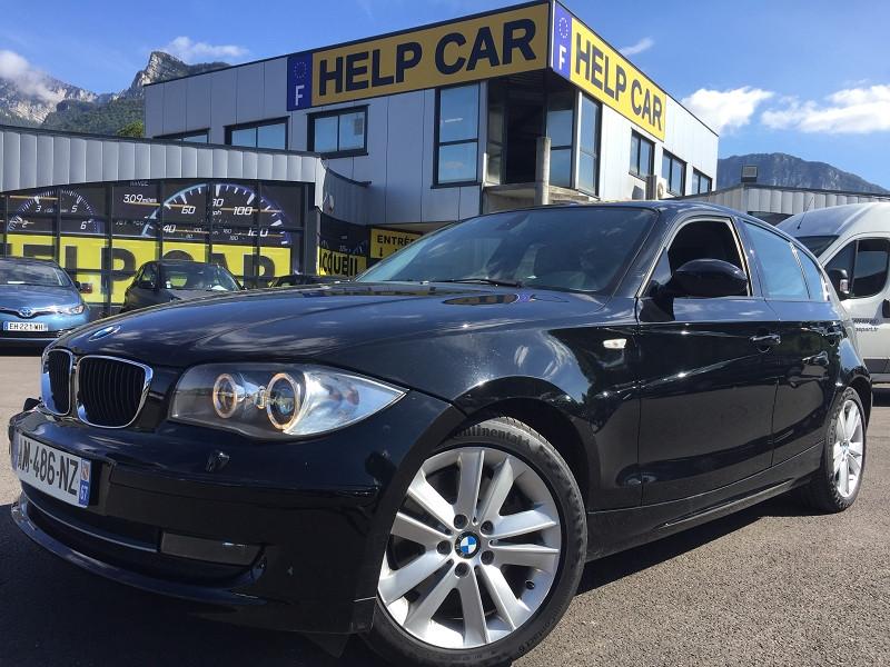 Photo 1 de l'offre de BMW SERIE 1 (E81/E87) 123D 204CH LUXE 5P à 10490€ chez Help car