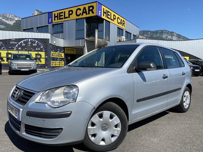 Volkswagen POLO 1.4 TDI 70CH CONFORTLINE 5P Diesel GRIS C Occasion à vendre
