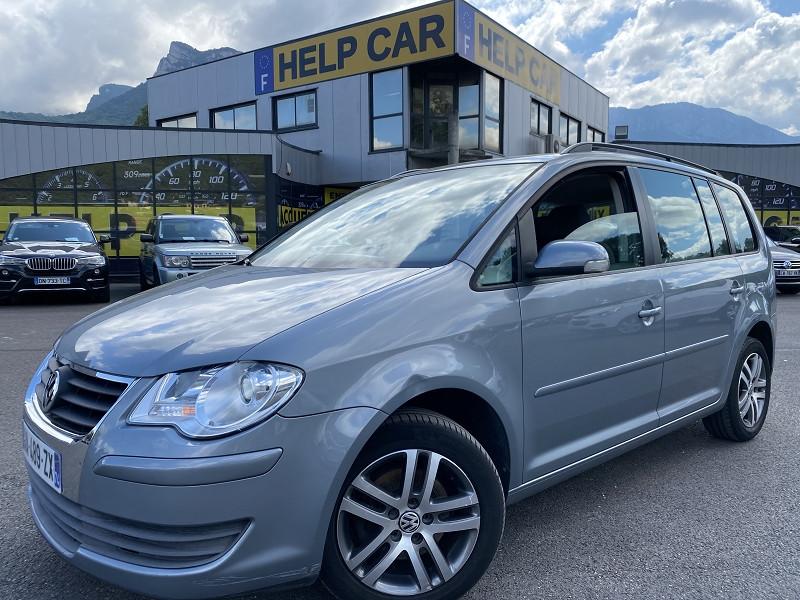 Volkswagen TOURAN 1.9 TDI 105CH CONFORTLINE Diesel GRIS F Occasion à vendre