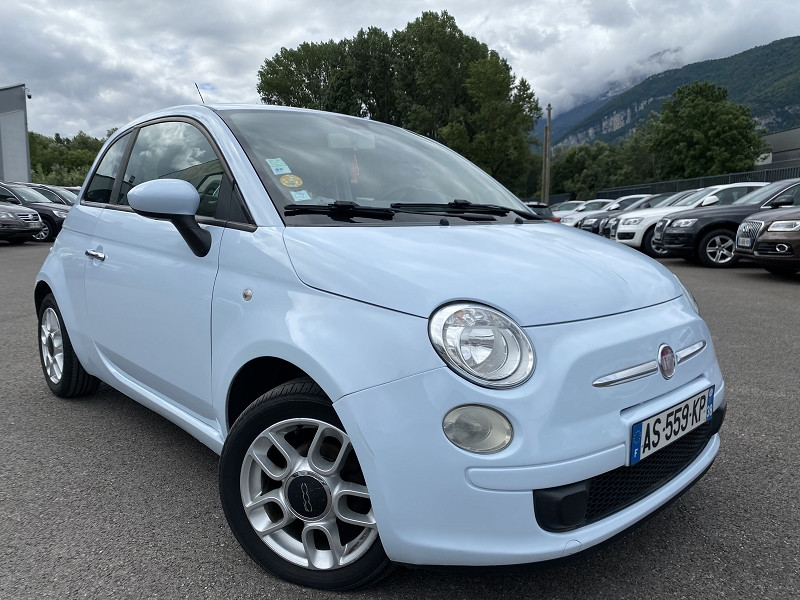 Photo 3 de l'offre de FIAT 500 1.3 MULTIJET 16V 75CH DPF POP à 5990€ chez Help car